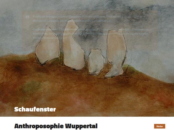 Bildschirmfoto anthroposophie-wuppertal.de