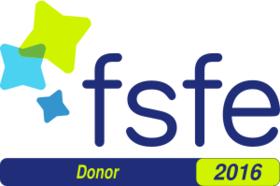 Logo Free Software Foundation Europe